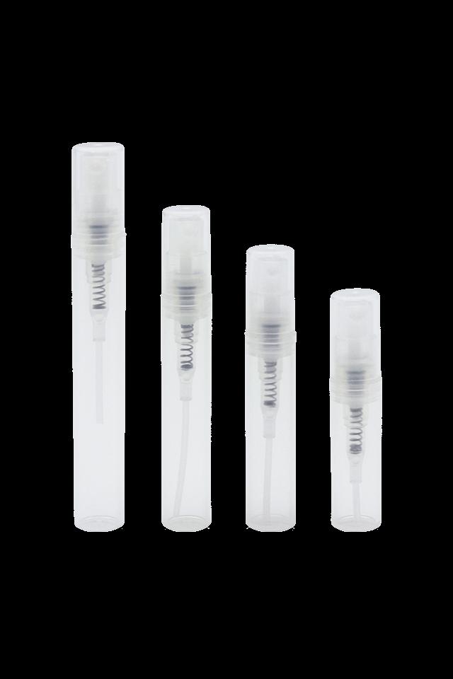 Mini 2 ml 3 ml 4 ml 5 ml en plastique atomiseur de parfum vaporisateur stylo atomiseur bouteille